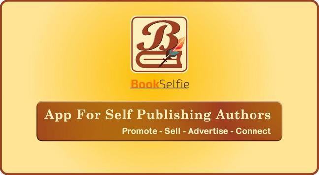 Book Selfie poster