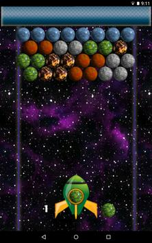 Planet Panic! - Bubble Popper poster