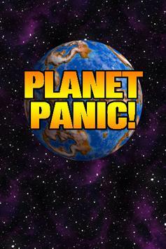 Planet Panic! - Bubble Popper screenshot 1