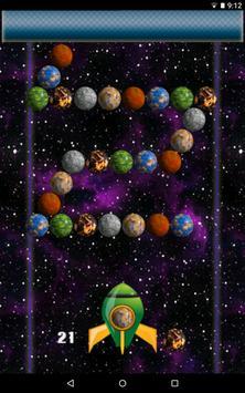 Planet Panic! - Bubble Popper screenshot 3