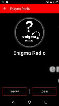 Enigma Radio screenshot 1