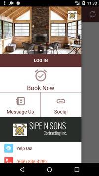 Sipe N Sons Contracting apk screenshot