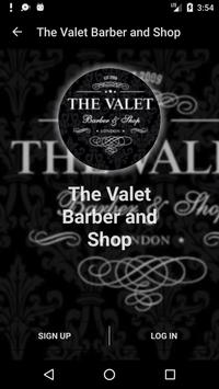 The Valet Barber and Shop poster