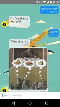 Sumi Chat - Funny Chatbot apk screenshot