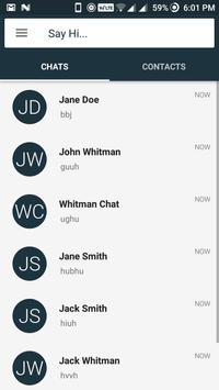 SayHi Messenger screenshot 2
