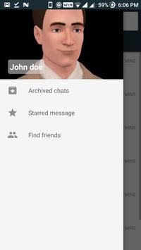 SayHi Messenger screenshot 3