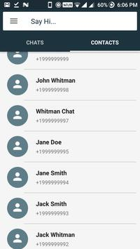SayHi Messenger screenshot 7