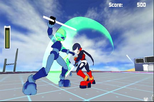 Reploid Zero apk screenshot