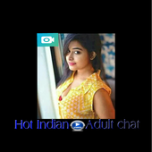 Hot Indian Adult Chat icon