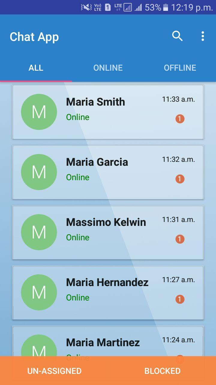 Magnisplus Agent Chat App for Android - APK Download