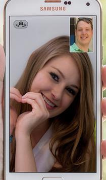 شات كاميرا بنات لكبار فقط joke screenshot 1