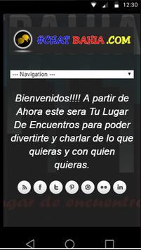 Chat Bahía poster