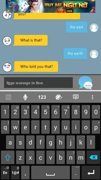 Robots chat apk screenshot