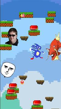 Sanic MLG JUmper gottaGoHIGH apk screenshot