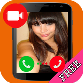 Chat Girls Live talk free video call advice icon