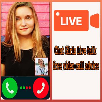 Chat Girls Live talk free video call advice screenshot 1