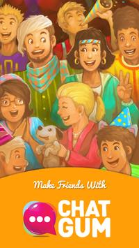 Chat Rooms - Find Friends poster