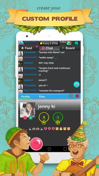 Chat Rooms - Find Friends screenshot 2