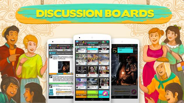 Chat Rooms - Find Friends screenshot 4