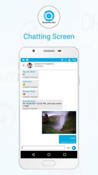 Chatimmi apk screenshot