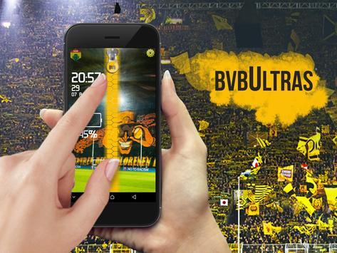 Bvbultras Zipper Lock Screen poster