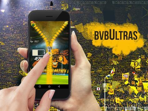 Bvbultras Zipper Lock Screen apk screenshot