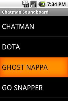 Chatman Soundboard apk screenshot