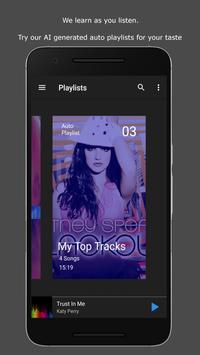 MusicPlayer.io screenshot 2
