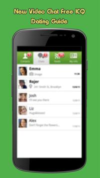 Tips ICQ Free Video Calls poster