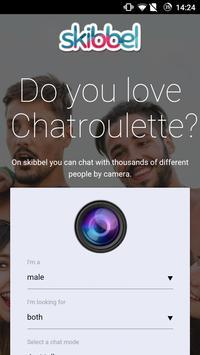 skibbel Chatroulette apk screenshot