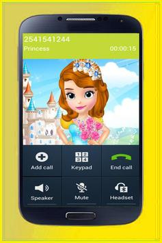 Chat With The First Sofia The Princess screenshot 2