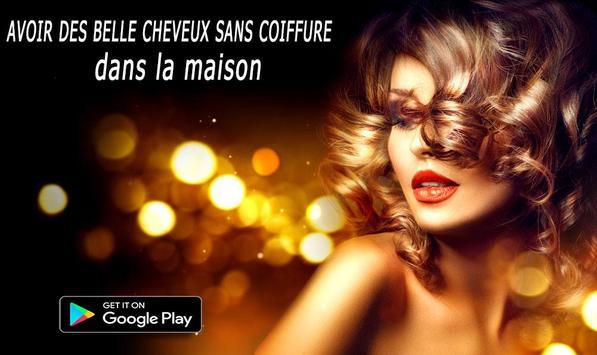 Masque Cheveux Maison poster