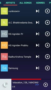 Simple uMusic Player poster