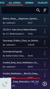 Simple uMusic Player screenshot 2
