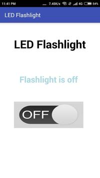 LED Flashlight apk screenshot