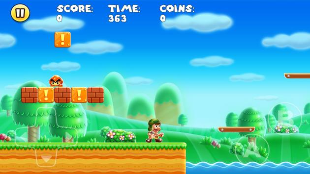 Jose's Adventures скриншот 5