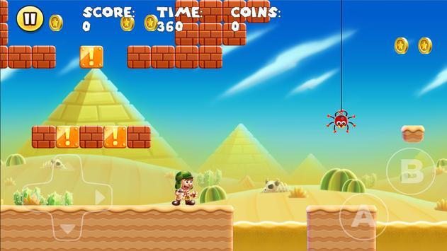 Jose's Adventures скриншот 6