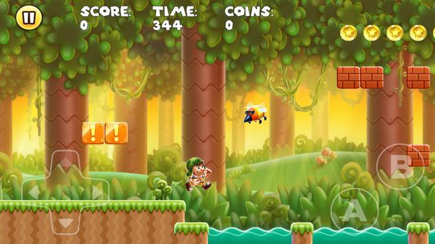 Jose's Adventures скриншот 9
