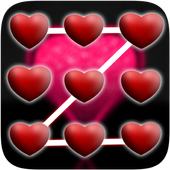 Heart Pattern Lock Screen icon