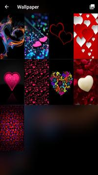 Heart Pattern Lock Screen apk screenshot