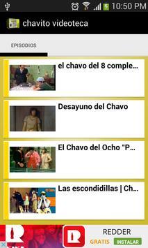 chavo videos poster