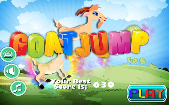 Goat Jump Game poster