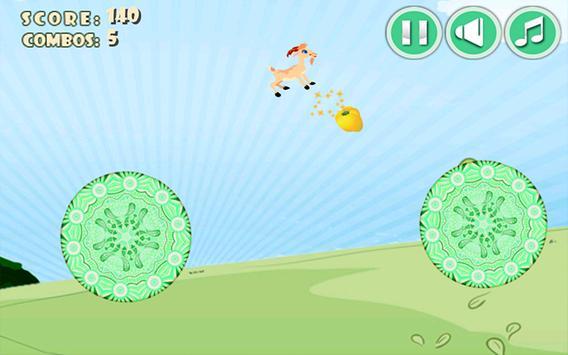 Goat Jump Game screenshot 1