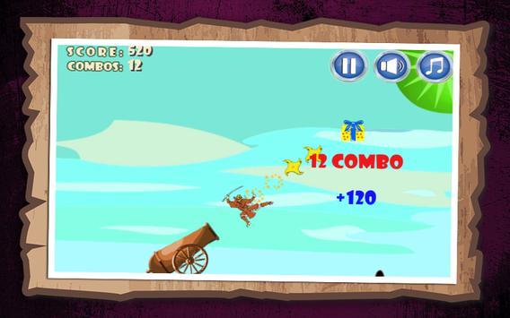 Jump Warrior Games apk screenshot