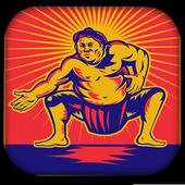 Jump Wrestle Games icon