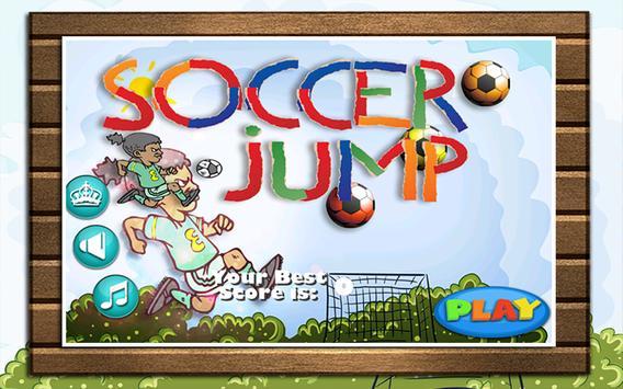 Soccer Jump Games poster