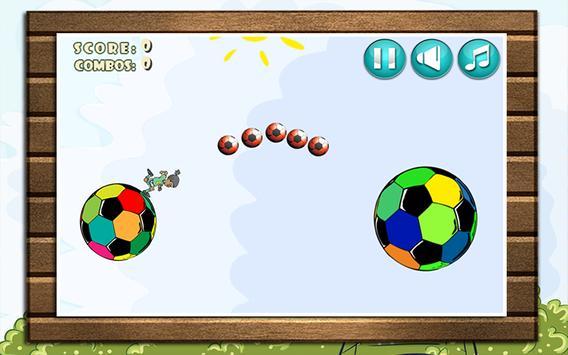 Soccer Jump Games apk screenshot