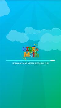 Kids Math - Free poster