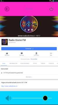 Radio Divine 107.7 FM screenshot 7