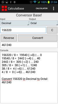 CalculaBase screenshot 4
